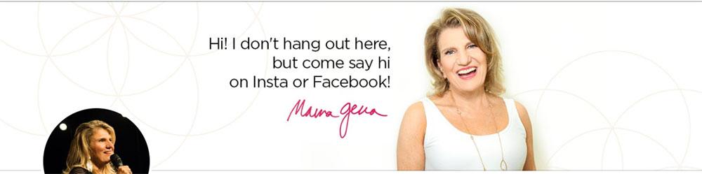 Mama Gena's Twitter banner